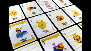 Winnie the Pooh deck by JL Magic
