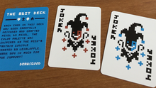 Load image into Gallery viewer, 8 Bit Playing Cards