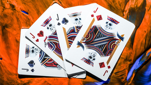 Play Dead Playing Cards by Riffle Shuffle