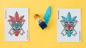 Surf Playing Cards by Riffle Shuffle