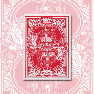 Magic Castle Playing Card's by USPCC