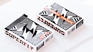 Gemini Superfly Dazzle Playing Cards