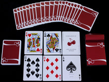 Load image into Gallery viewer, Cherry Casino Reno Red Playing Cards