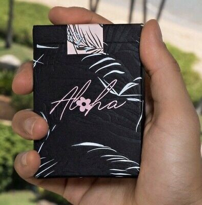 Aloha Playing Cards by Shin Lim