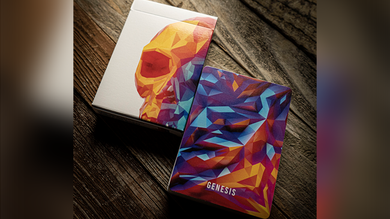 Memento Mori Genesis Playing Cards (Featured Product)