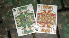 Load image into Gallery viewer, Bicycle Jade Playing Cards