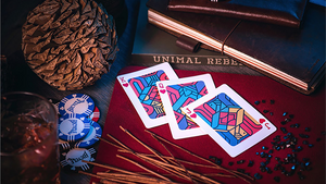 Edge Playing Cards USPCC TCC Custom Limited Edition