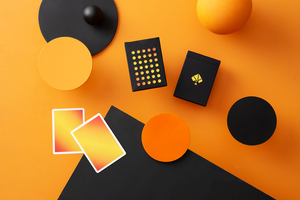 Noc's Colorgrades Playing Cards by Alex Pandrea & Art of Play