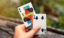 Load image into Gallery viewer, Off the Wall Playing Cards by Art of Play