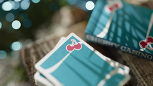 Load image into Gallery viewer, Cherry Casino Tropicana Teal (Featured Product)