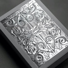 Load image into Gallery viewer, Silver Gatorbacks by David Blaine