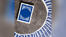 Load image into Gallery viewer, Bicycle Insignia Back (Blue) Playing Cards