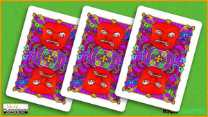 Ghoul Guys USPCC Playing Cards