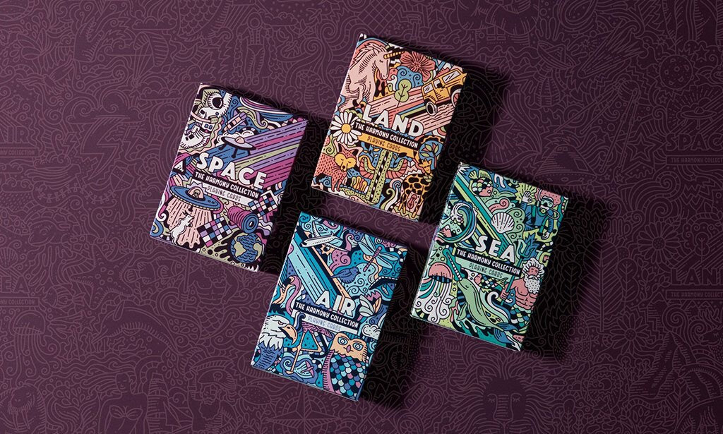 The Harmony Collection by Art of Play set of 4