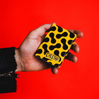 Gemini Cheetah Playing Cards Limited 1200