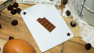 Chocolate Pi Playing Cards by Kings Wild Projec