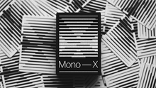 Load image into Gallery viewer, Mono X by Luke Wadey Design