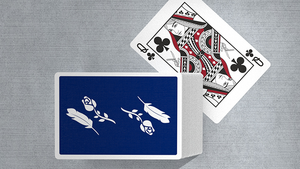 Remedies (Royal Blue) Playing Cards by Madison x Schneider (Featured Product)
