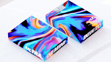 Gemini Ultra Playing Cards by Toomas Pintson