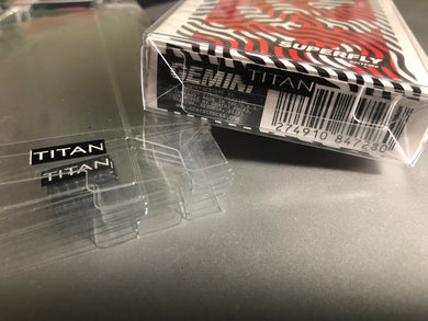 50 pack Of Titan Deck Protection (Featured Product)
