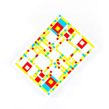 Load image into Gallery viewer, Mondrian Broadway Playing Cards