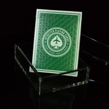 Load image into Gallery viewer, Jetsetter Playing Cards Green