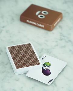 Poop Emoji Playing Cards