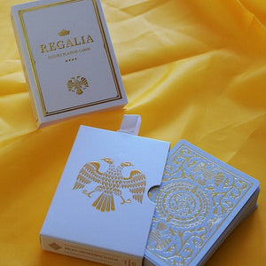 Regalia White Edition by Shin Lim