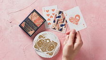 Load image into Gallery viewer, Lady Moon Playing Cards by Art of Play