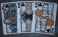 Load image into Gallery viewer, Trick or Treat Halloween Playing Cards by Kings Wild Project