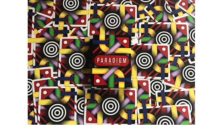 Paradigm Playing Cards