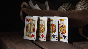 Ivory Tycoons Playing Cards