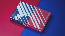 Load image into Gallery viewer, Mono Xero -R playing cards by Luke Wadey Design