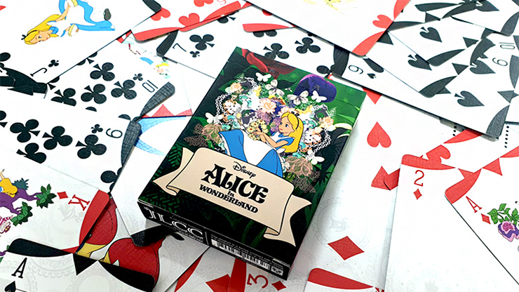 Alice in Wonderland Deck
