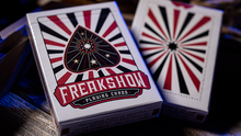 Load image into Gallery viewer, Freakshow Playing Cards USPCC