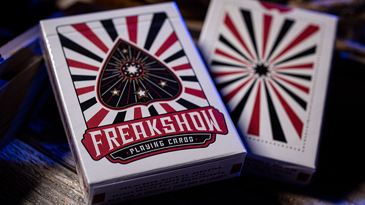 Freakshow Playing Cards USPCC
