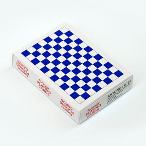 Anyone FOREVER Blue CHECKERBOARDS