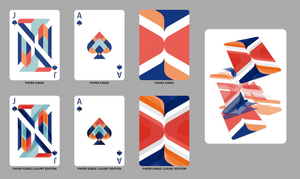 Paper Kings Playing Cards by Artisan.