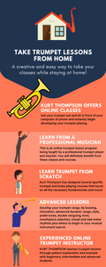 Trumpet Lessons Infographic