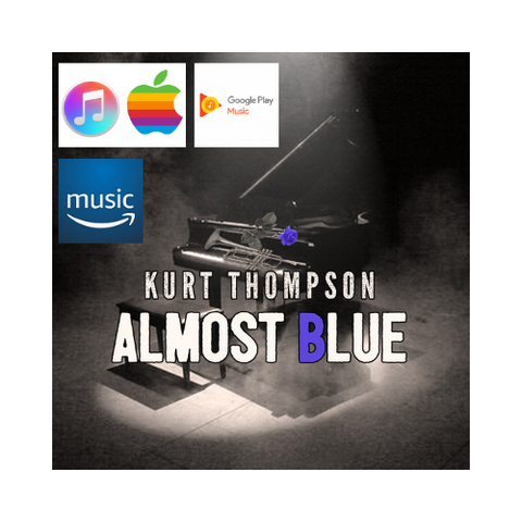 Almost Blue Trumpet Solo by Kurt Thompson Chet Baker