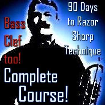 The 90 Days to Razor Sharp Technique - Efficient Herbert L. Clarke Course for Trumpet and all Brass Players! - Trumpetsizzle
