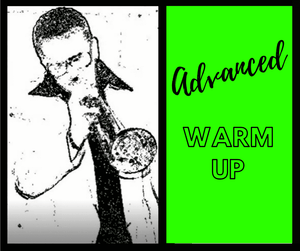 Advanced (last minute) Warm-up Tutorial - 6 minute video