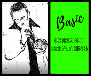 Basic Breathing Lesson for ALL Wind Musicians  Including: Brass Players, Woodwind Players, and Vocalists - 6 minute tutorial - Trumpetsizzle