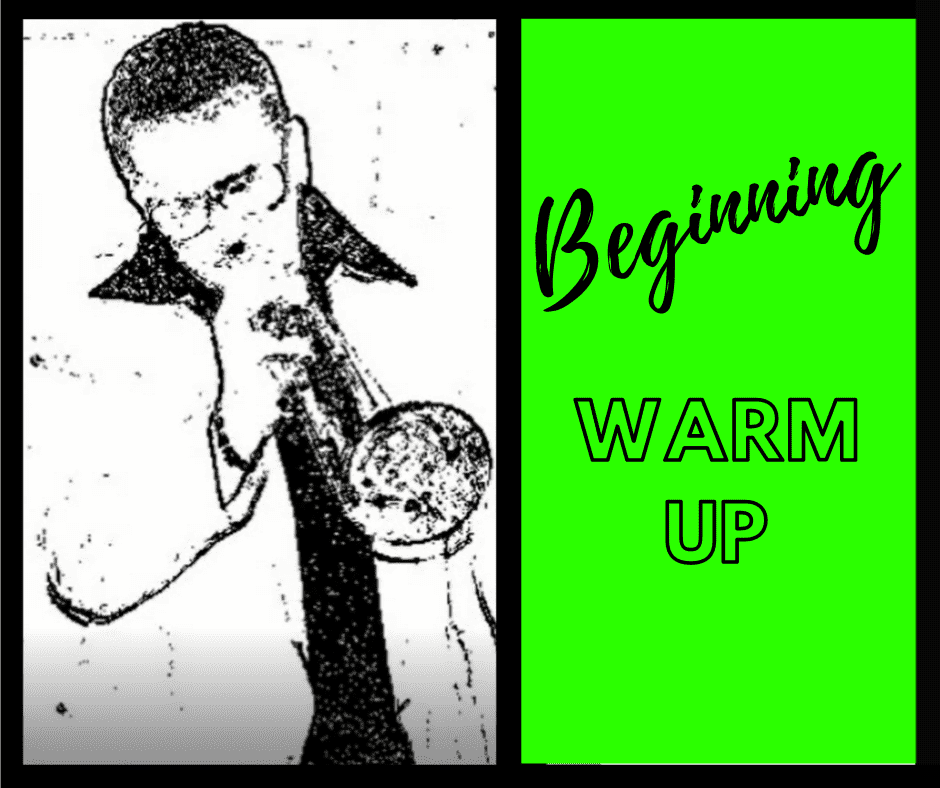 Beginner Warm-Up Tutorial For Trumpet Players- 10 minute video - Trumpetsizzle