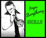 Finger Strengthening Skills For Trumpet (Intermediate-Advanced)  - 3 minute video - Trumpetsizzle