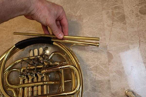 SIZZLE*PIPE French Horn Leadpipe Buzzing in the style of Bill Adam!