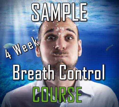Sample from Kurt Thompson's 4 Week Diaphragmatic Breath Control Course - Trumpetsizzle