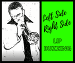 Left and  Right  Side  Lip  Buzzing (advanced) - 5 Minute Tutorial - Trumpetsizzle