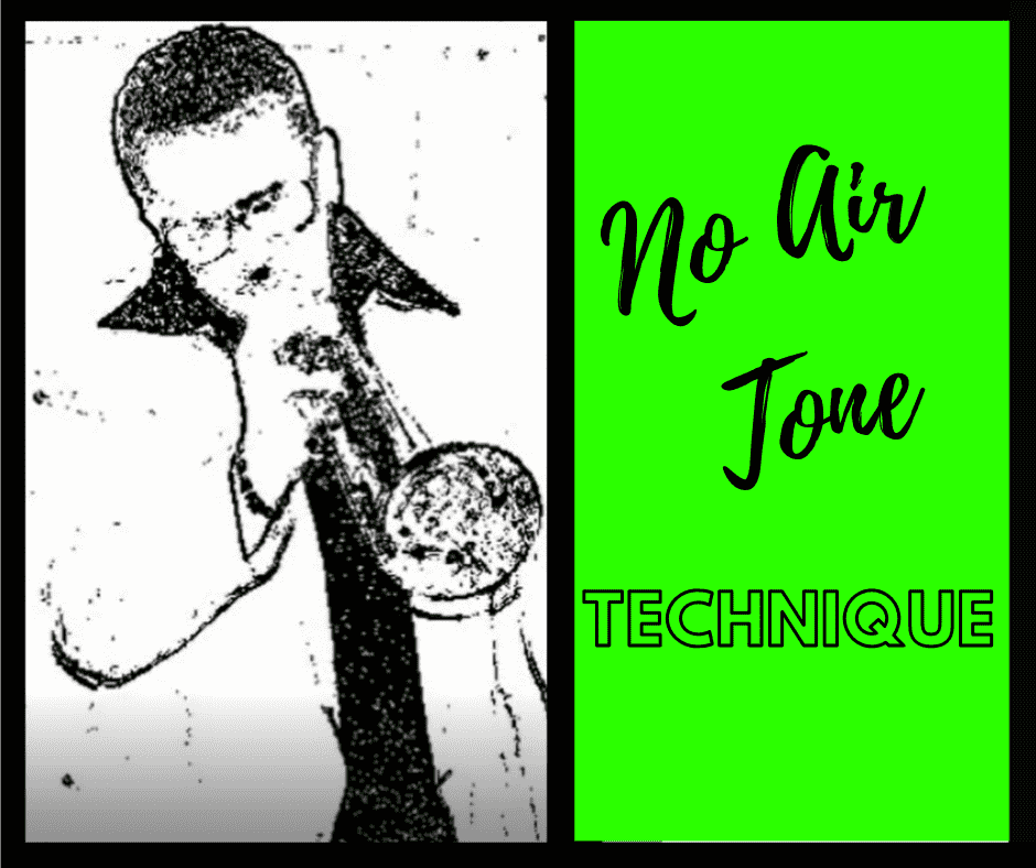 No Air Tone Technique For All Brass Musicians (Advanced)  - 6 minute tutorial - Trumpetsizzle