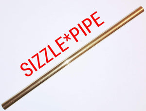 SIZZLE*PIPES in BULK!  All 4 Brass Instrument Leadpipes: Trumpet - French Horn - Tuba - Trombone (Euphonium-Baritone) - Trumpetsizzle